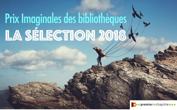 Prix Imaginales des BM - Sélection 2018