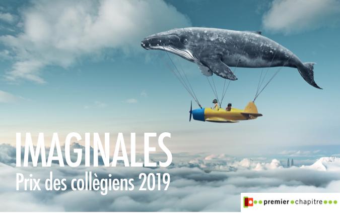 Sélection Prix des Collégiens 2019