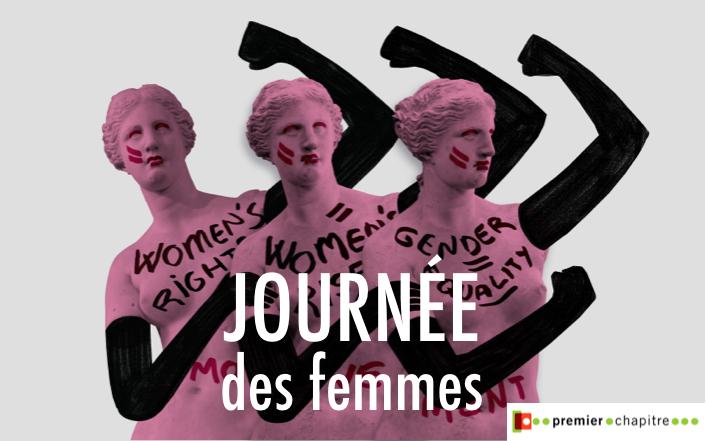 sélection mars 2019 - journée des femmes