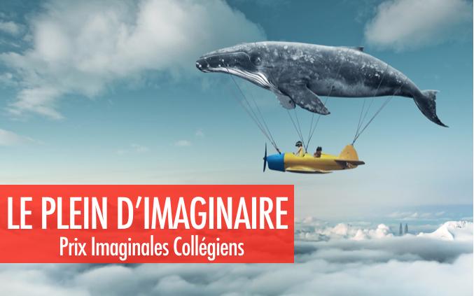 Imaginales - Sélection Prix des Collégiens 2019