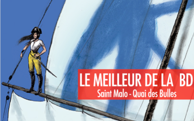 Quai des bulles 2019 - Sélection prix Ouest France