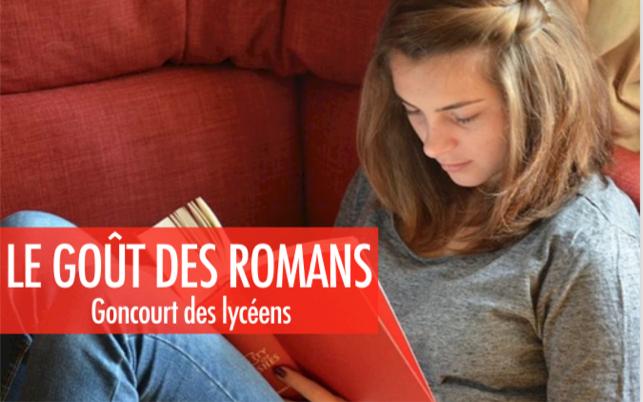 Goncourt des lycéens 2019 - Sélection