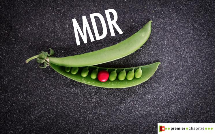 sélection avril 2020 - MDR