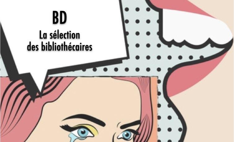 séléction juil-aout 21 - sélection BD