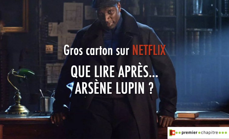 BOOKLIST mars 2021 - Arsène Lupin