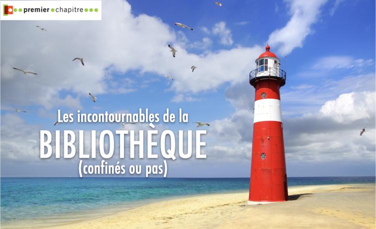 BOOKLIST mars 21 - Incontournables