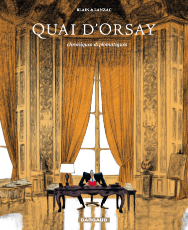Quai d'Orsay de Abel Lanzac