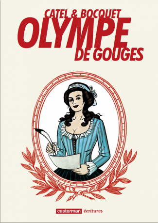 Olympe de Gouges de  Catel