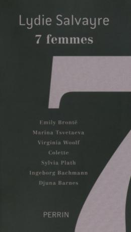 7 femmes de Lydie  Salvayre