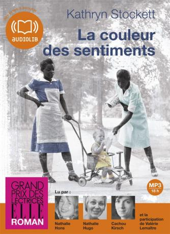 La couleur des sentiments (version audio) de Kathryn Stockett