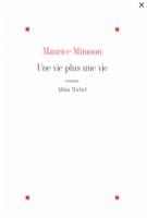 Une vie plus une vie - Maurice Mimoun