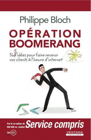 Opération Boomerang de Philippe Bloch