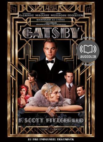 Gatsby le magnifique (version audio) de Francis Scott Fitzgerald
