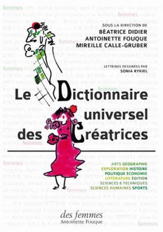 Dictionnaire des femmes créatrices de  Collectif