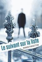 Le suivant sur la liste - Manon Fargetton