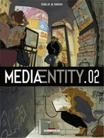 MediaEntity Tome 2 de  Simon