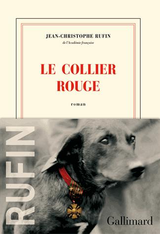 Le collier rouge de Jean-Christophe  Rufin