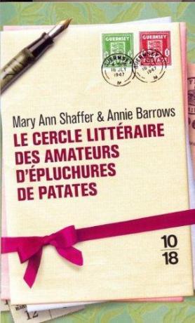 Le cercle littéraire des amateurs d'épluchures de patates de Mary Ann  Shaffer