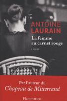 La femme au carnet rouge - Antoine Laurain