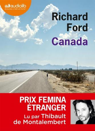 Canada (version audio) de Richard Ford
