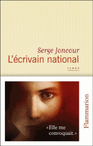 L'écrivain national - Serge Joncour