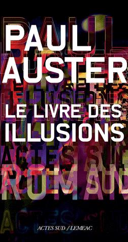 Le livre des illusions de Paul Auster