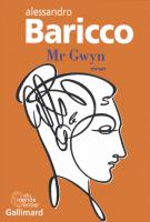 lisez le premier chapitre de Mr Gwyn (parution le 2014-05-05)