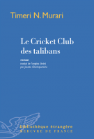 Le Cricket Club des talibans - Timeri N.  Murari