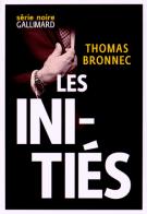 Les initiés - Thomas Bronnec