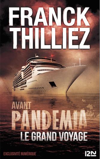 Le grand voyage de Franck Thilliez