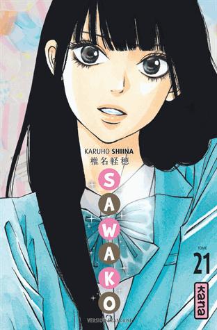Sawako Tome 21 de Karuho Shiina