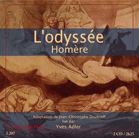 L'Odyssée  de  Homère