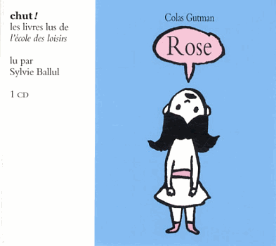 Rose de Colas Gutman