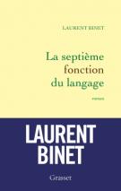 lisez le premier chapitre de La septième fonction du langage (parution le 2015-08-19)