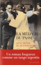 lisez le premier chapitre de La mélodie du passé (parution le 2015-06-11)