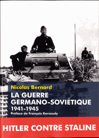 La guerre germano-soviétique de Nicolas Bernard
