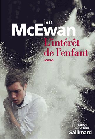 L'intérêt de l'enfant de Ian McEwan