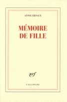 lisez le premier chapitre de Mémoire de fille (parution le 2016-04-01)