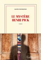 lisez le premier chapitre de Le mystère Henri Pick (parution le 2016-04-01)