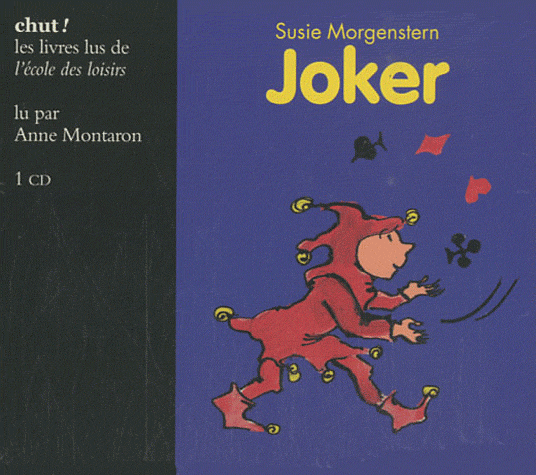 Joker de Susie  Morgenstern