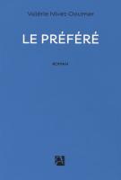 lisez le premier chapitre de Le préféré (parution le 2015-10-08)