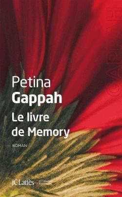 Le livre de Memory de Petina Gappah