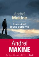 lisez le premier chapitre de L'archipel d'une autre vie (parution le 2016-08-18)