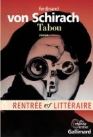 Tabou - Ferdinand  von Schirach