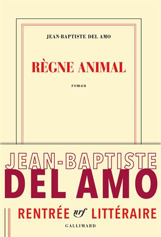 Règne animal  de Jean-Baptiste  del Amo