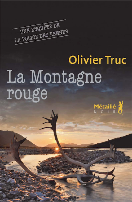 La montagne rouge de Olivier Truc