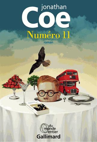 Numéro 11  - Quelques contes sur la folie des temps de Jonathan Coe