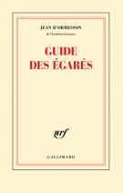 lisez le premier chapitre de Guide des égarés (parution le 2016-10-03)