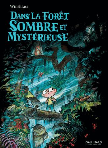 Dans la forêt sombre et mystérieuse de  Winshluss