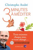 lisez le premier chapitre de Trois minutes à méditer (parution le 2017-01-11)